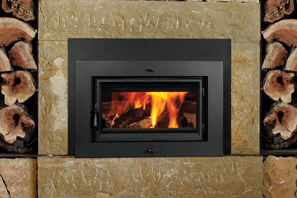 Lopi Flush Wood Large Hybrid-Fyre™